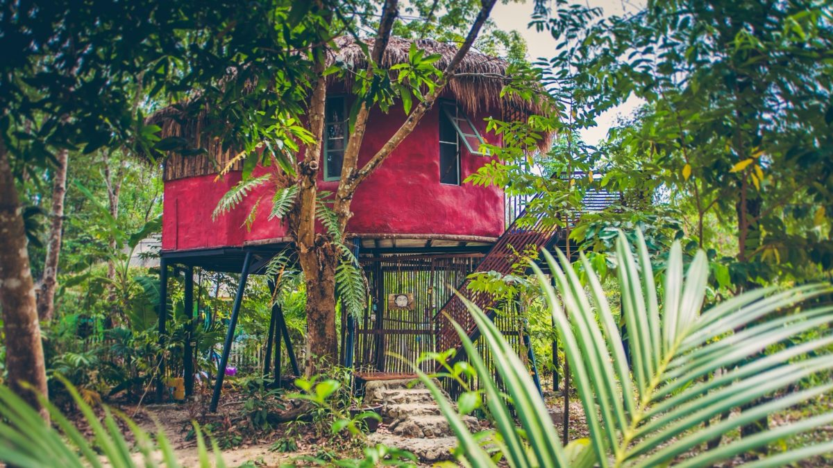 Eco-House Project - Blue Lagoon Koh Chang