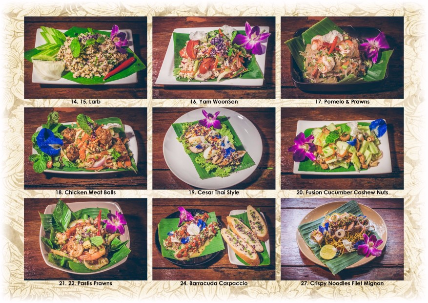 Blue Lagoon Koh Chang Thai Fusion Dishes