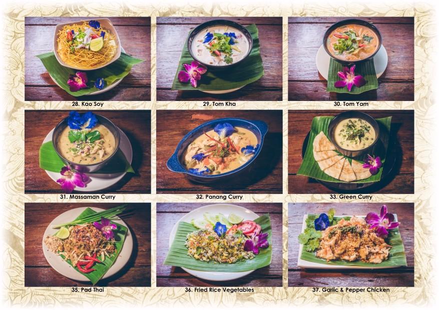 Thai Fusion Restaurant - Blue Lagoon Koh Chang